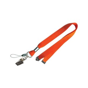 Lanyard With ID Card Holder / 15mm