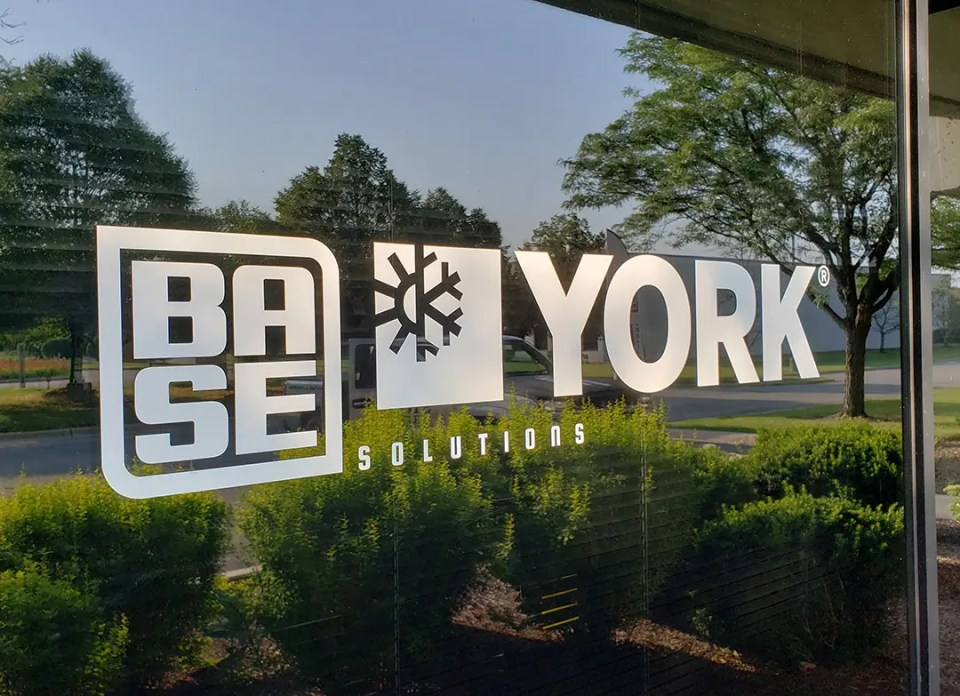 window graphic for York Solutions
