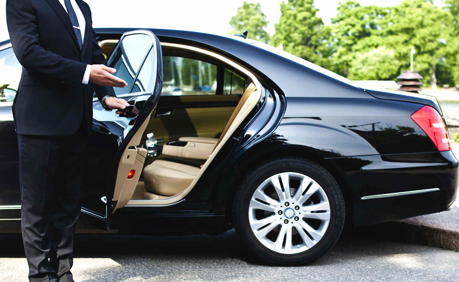 Charlotte limo rental service