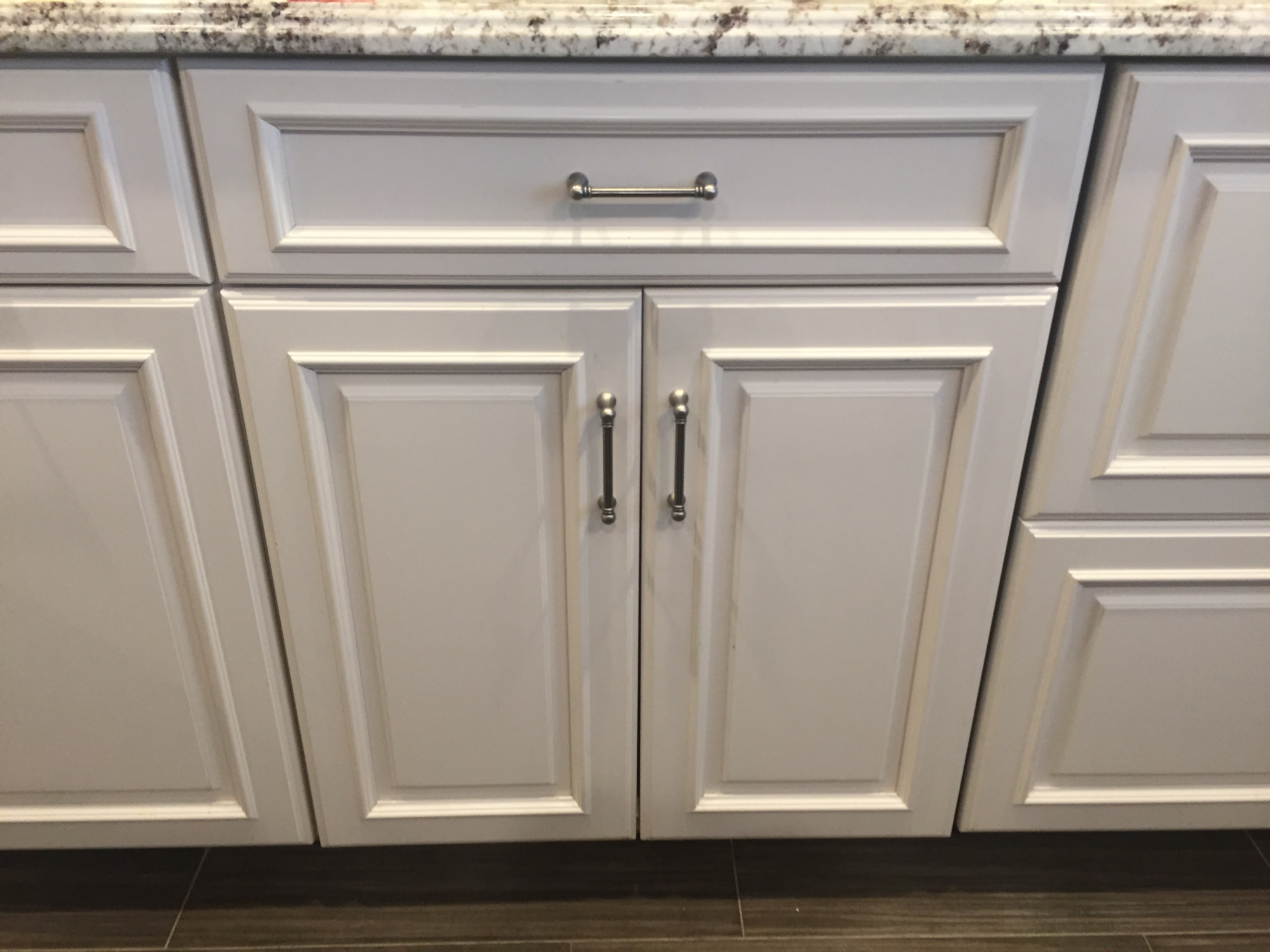 Inset Cabinetry (With Concealed Hinges)