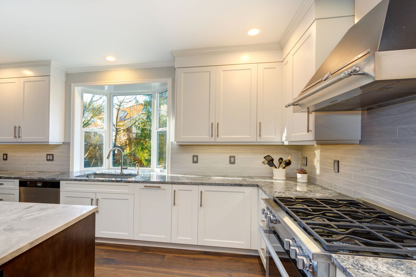 5. Swing Out Cabinets
