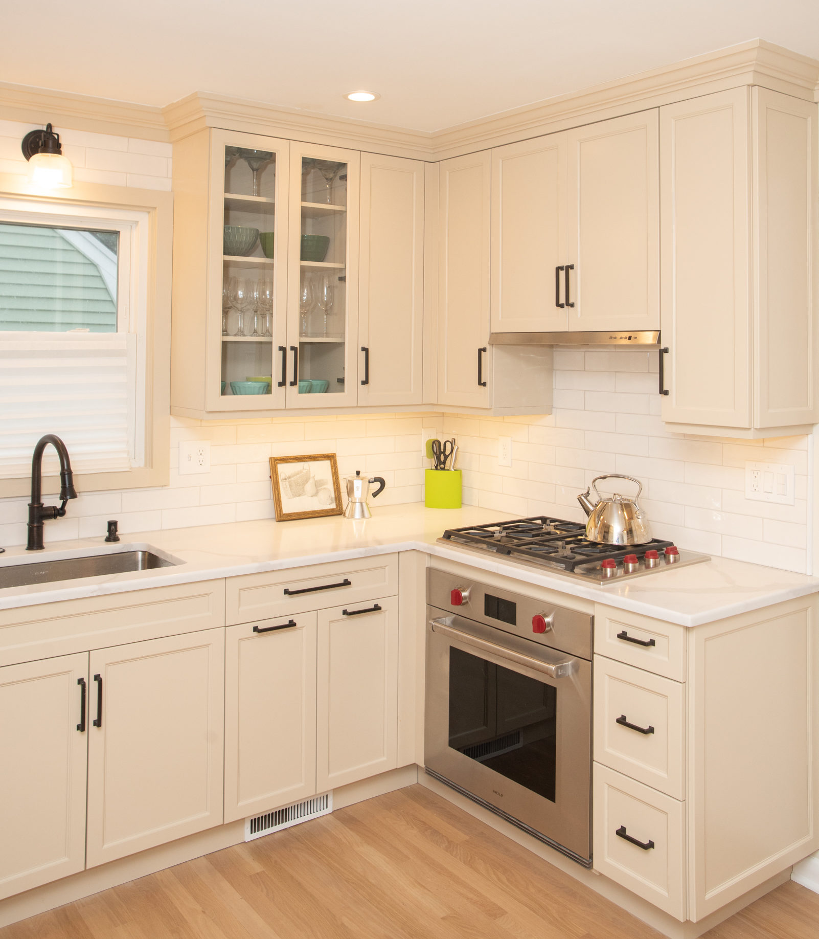 Semi Custom Kitchen Cabinets - Kitchen Remodeling, Kitchen ...