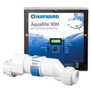 Salt Chlorination - aquarite-900-and--turbocell925