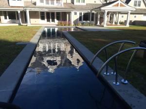 lap pool build, Newport RI - Pool Builder, Signature Pool and Spas in North Kingstown RI