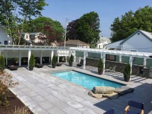New pool build - Pool Builder, Signature Pool and Spas in North Kingstown RI