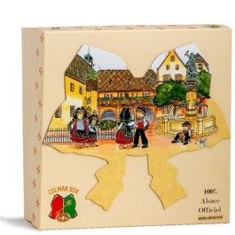 EXCELLENCE DUO<br />– COLMAR BOX –