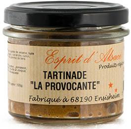 Photo de l'étiquette Tartinade La Provocante APéRO COLMAR BOX
