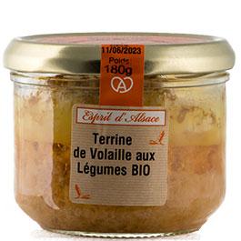 Photo de la COLMAR BOX APéRO Terrine Volaille+légumes BIO