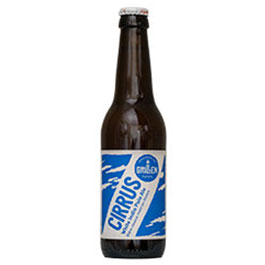 Photo de la bière CIRRUS – La Brasserie du GRILLEN - 33 cl