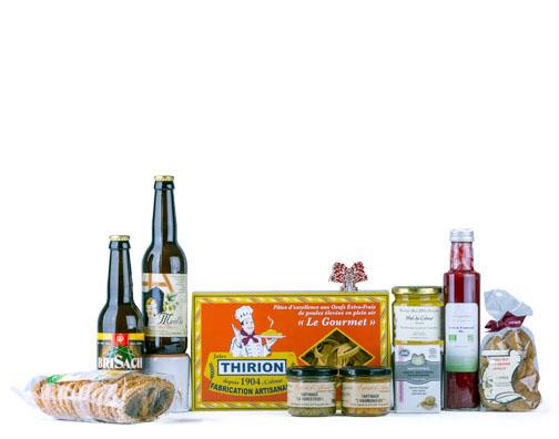 Photo du coffret N° 3 de l'offre avec abonnement Signatures d'Alsace COLMAR BOX