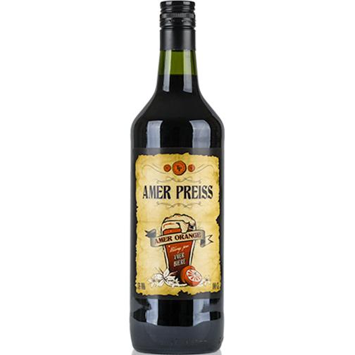Photo de la bouteille d'AMER PREISS 100 cl