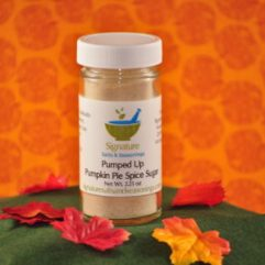 Pumped Up Pumpkin Pie Spice