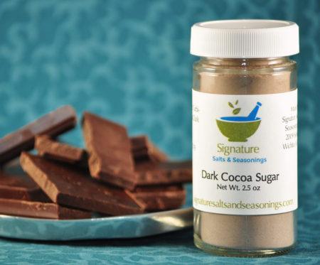 Dark Cocoa Sugar
