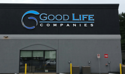 Good Life Channel Letters