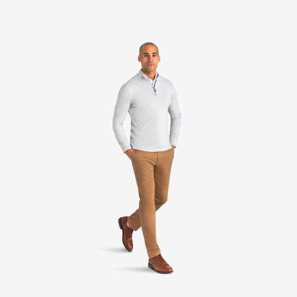 Mizzen + Main Men's Pullover Clothing Lubbock Texas