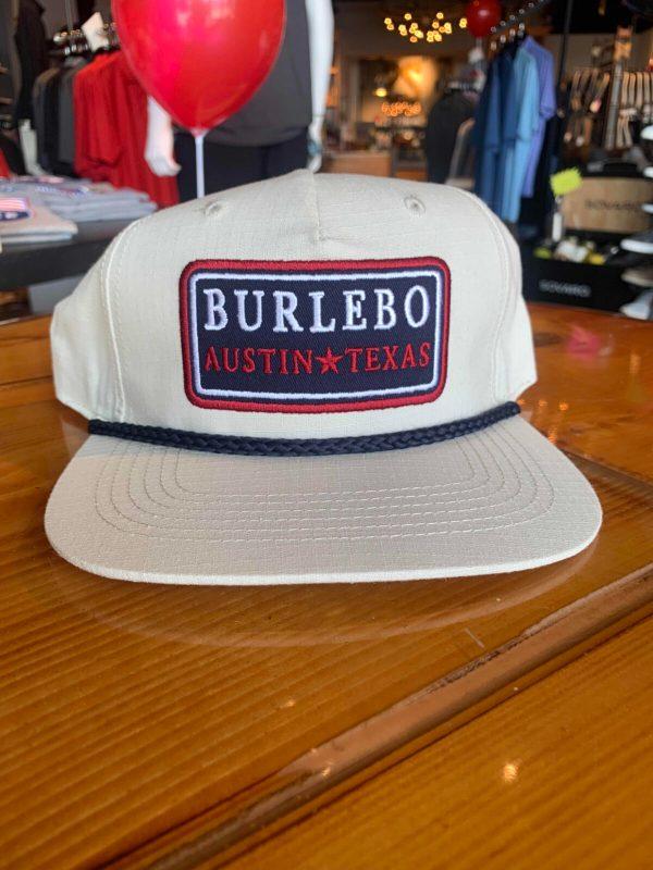Burlebo - Austin, Texas Rope Hat