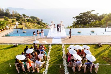 Luxurious Wedding in Phuket