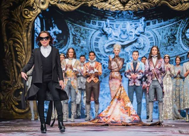 Michael Cinco's The Impalpable Dream of Versailles