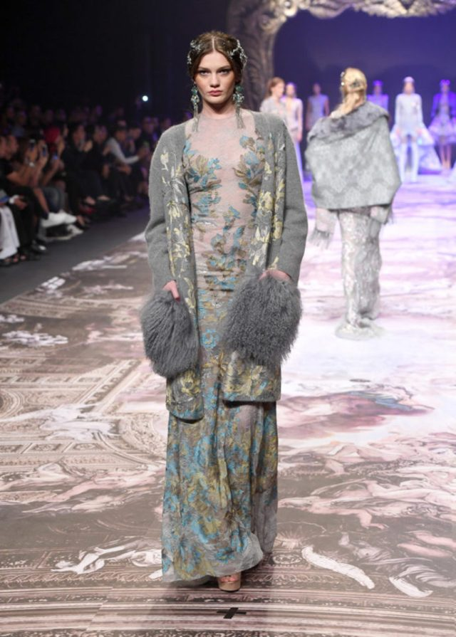 Michael Cinco – Runway – Dubai FFWD March 2017
