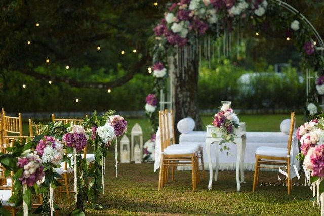 ideas, malaysia - 8 Best Outdoor Wedding Venues In And Around Kuala Lumpur
