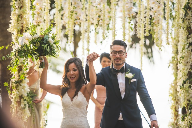 Austin and Vickie's Pretty Phuket Wedding By The Beach