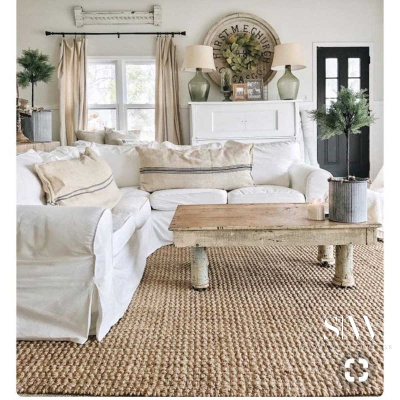@ektorp_style rustic white ideas for your home