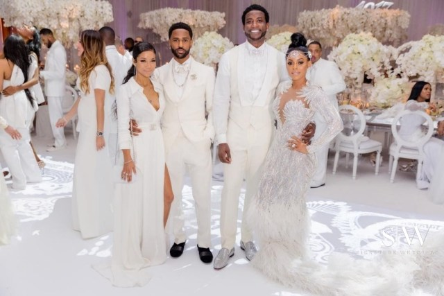 Gucci Mane and Keyshia Kaoir's Lavish $2 Million Wedding is Simply Stunning