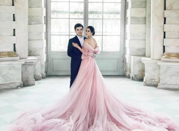 wedding, global-wedding - Asom & Regina's Moscow Wedding is Actually a Romantic, Magical Real-Life Fairytale
