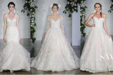 Dan Lecca Morilee by Madeline Gardner Fall 2018 Bridal Collection New York Fashion Week FEATURE IMAGE