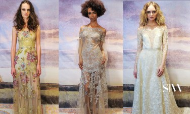 Feature Image Claire Pettibone Fall 2018 Bridal Collection New York Fashion Week