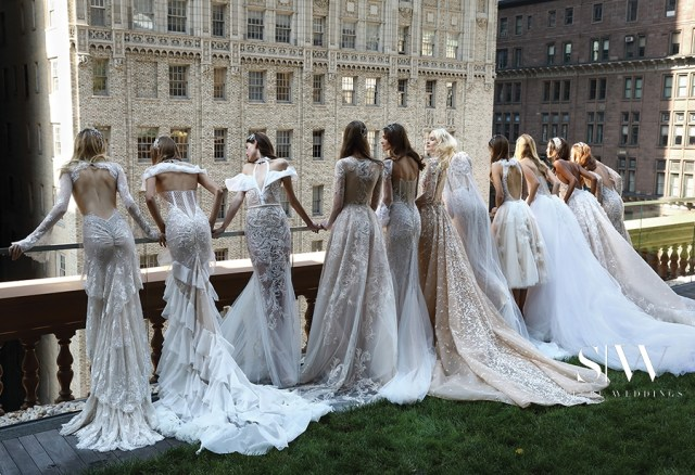 wedding-dresses, style-fashion, lookbook - INBAL DROR's Fall 2017 Stunning Behind the Scenes Collection