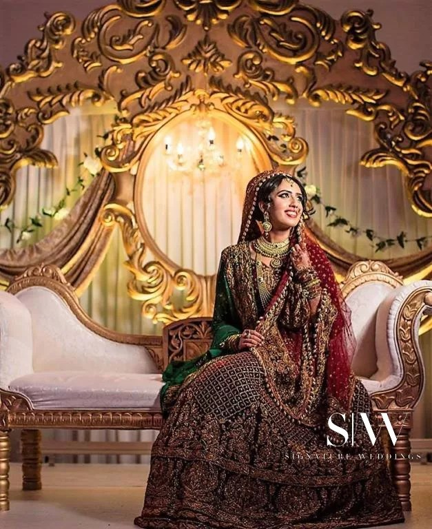 wedding-dresses, style-fashion, lookbook - Indian Bridal Couture Fashion Trends that are Simply Amazing