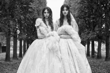 Vera Wang Bridal Fall 2018 Collection - New York Fashion Week (1)
