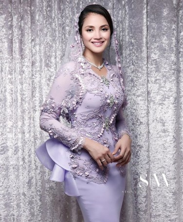 Fattah Amin and Nur Fazura Engagement
