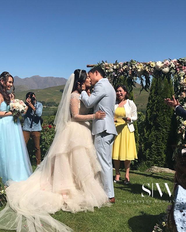 @_brenzz_ Lee Yin Yen & Andrew Kwan Intimate New Zealand Wedding (9)