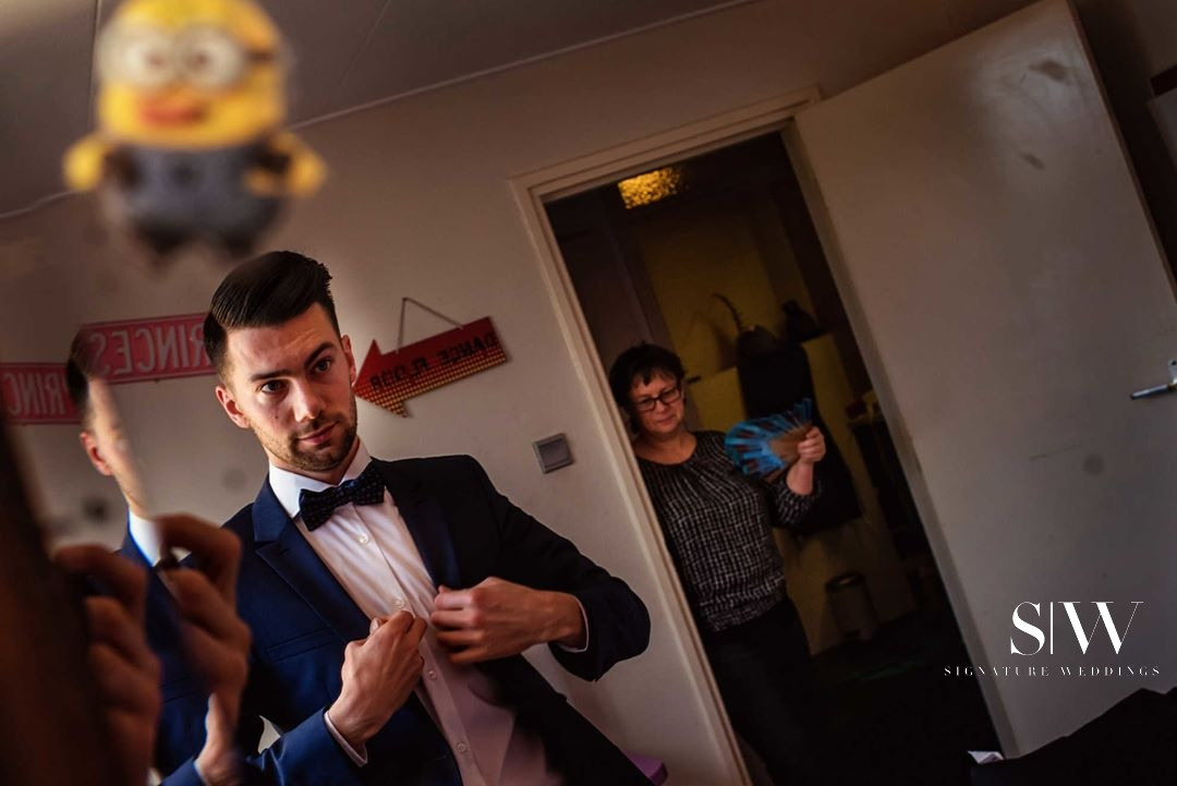 5 Ways For the Groom To Help in the Wedding Planning