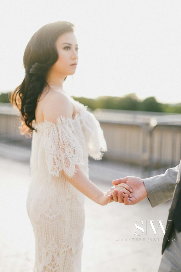 wedding-photography, indonesia - Boby and Stephanie's Stunning Paris Pre-Wedding Photoshoot by Axioo