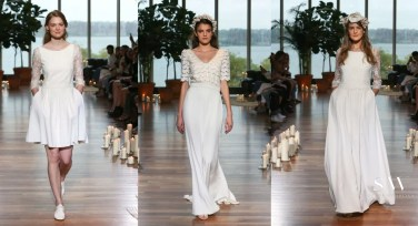 Laure de Sagazan Fall 2018 Bridal Collection New York Fashion Week FEATURED IMAGE