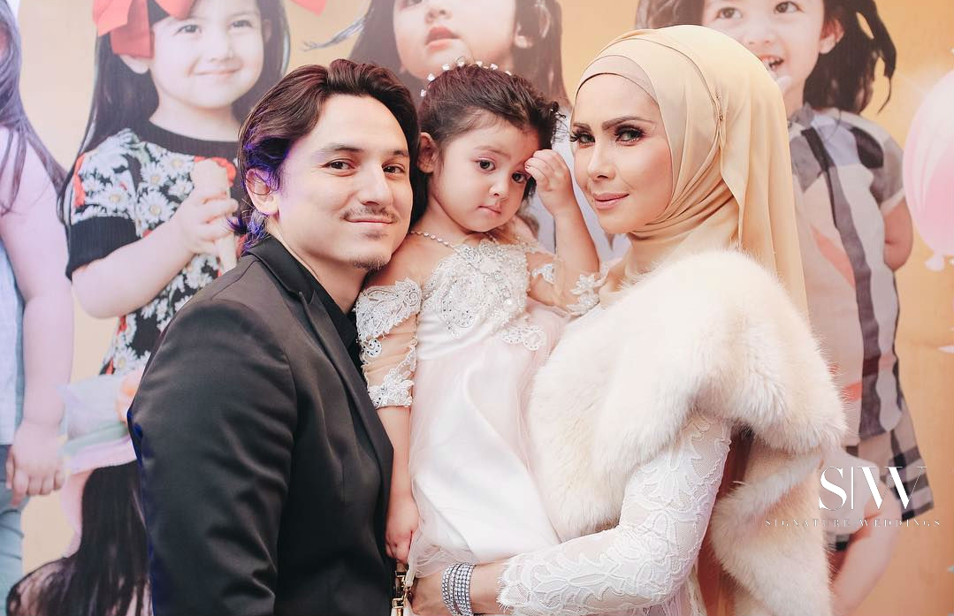 rozitachewan1 AAISYAH DHIA RANA 3rd birthday party FEATURED IMAGE