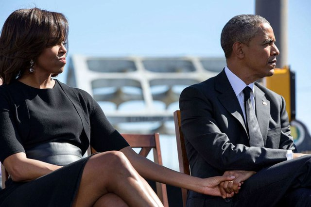 Obama's three questions for potential life partners