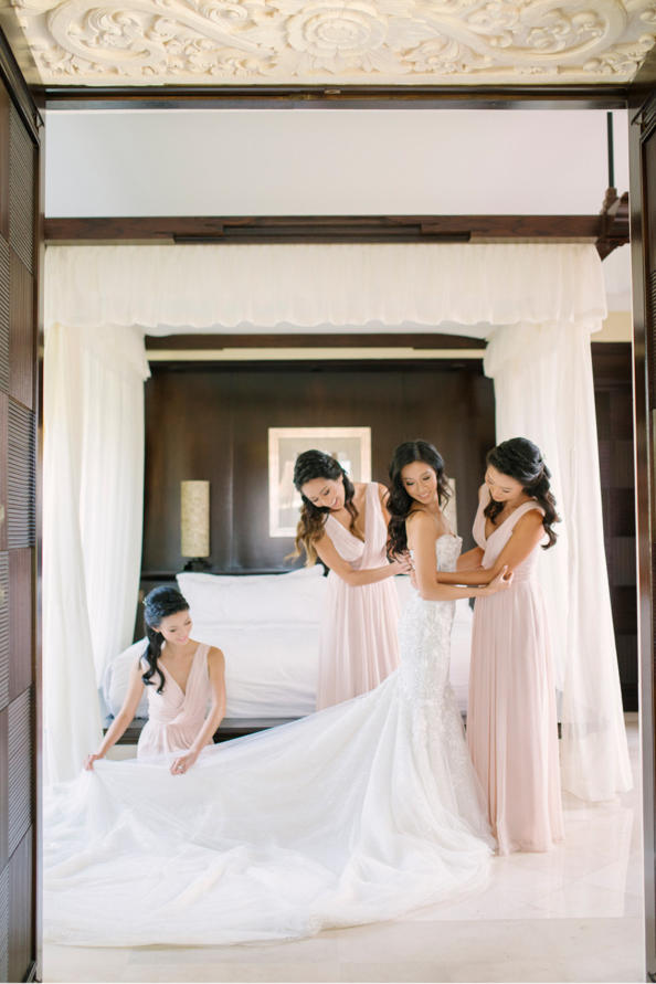 This wedding at Ayana Resort Bali is my dream wedding inspiration