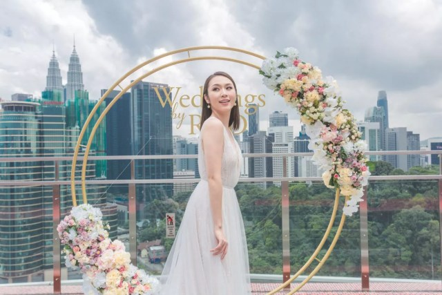 Peek-tures into what happened at RED By Sirocco Hotel, Weddings with a View event