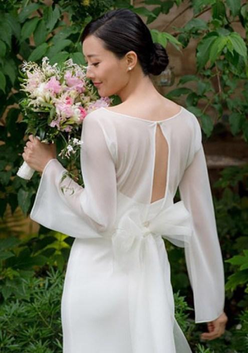 Hong Kong Actress, Fala Chen, Weds French Boyfriend in France