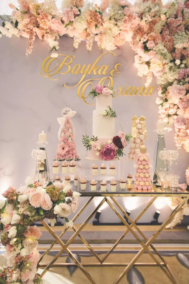 These Amazing Wedding Backdrops Makes Exceptional Wedding Receptions