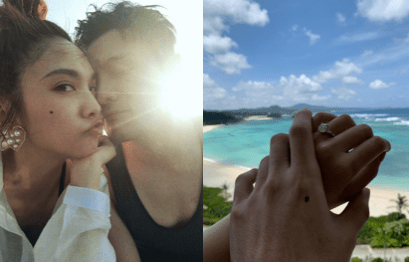 wedding, relationships, celebrity - Rainie Yang and Li Ronghao Engaged After Dating for 4 Years