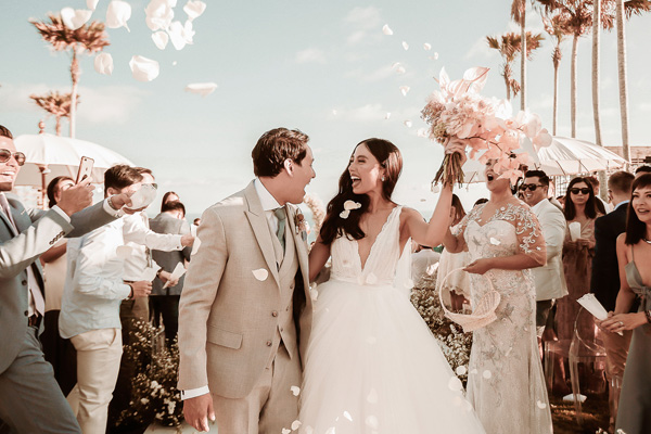 wedding, destination-weddings, celebrity - Martine Cajucom-Ho Fairytale Wedding
