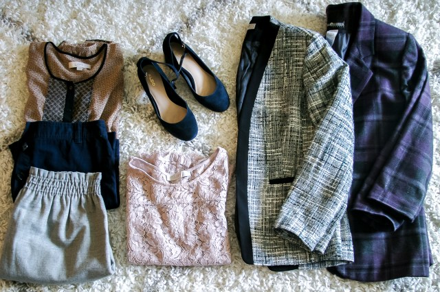 Don't leave yourself out of the gift giving just because the holidays are over! Revamp your closet and get yourself an affordable trendy work wardrobe with Swap.com!