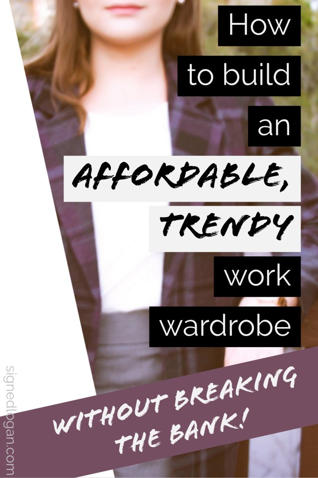 Don't leave yourself out of the gift giving just because the holidays are over! Revamp your closet and get yourself an affordable, trendy work wardrobe with Swap.com!