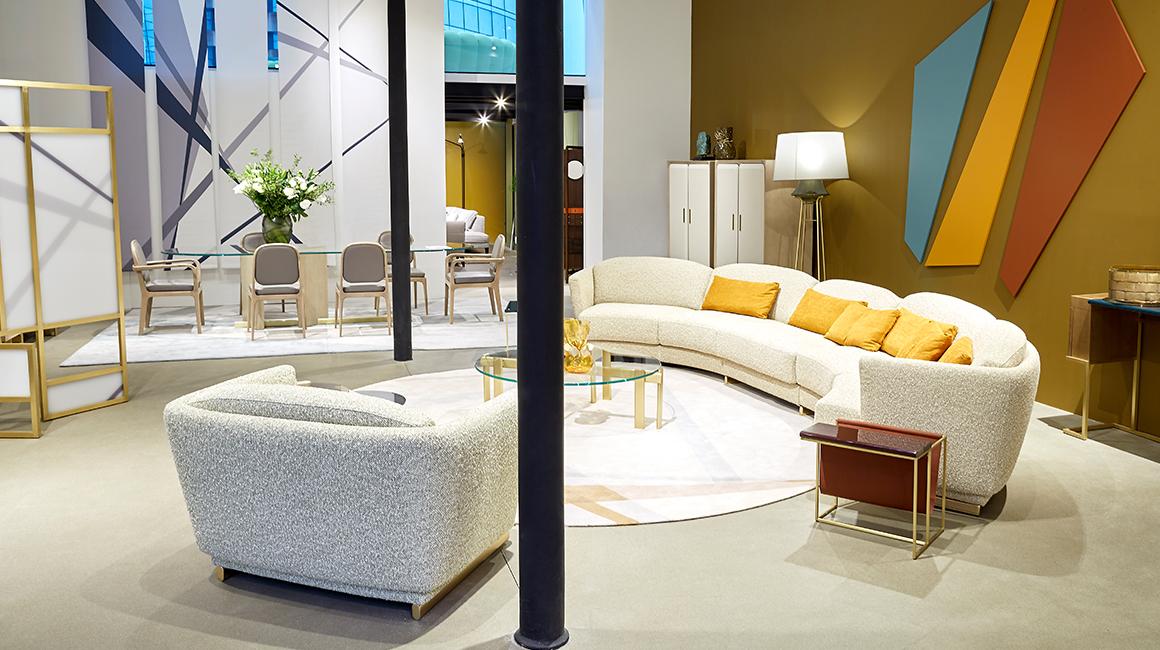 Roche Bobois Unveils The Paris Paname, Where Is Roche Bobois Furniture Made