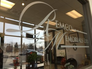 Edmonton South Window Frostings